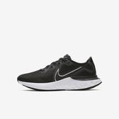 Nike Renew Run (gs) [CT1430-091] 大童鞋 慢跑 運動 休閒 籃球 輕量 舒適 穿搭 黑