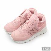 New Balance 女 復古鞋  經典復古鞋- WH574BA