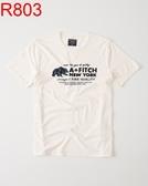 AF Abercrombie & FitchA&F A & F 男 當季最新現貨 T-SHIRT  AF R803