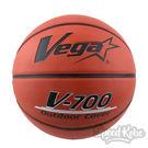 VEGA 進階科技籃球 台灣品牌 經典橘 橡膠籃球 7號球 OBR-732【SP】送打氣筒