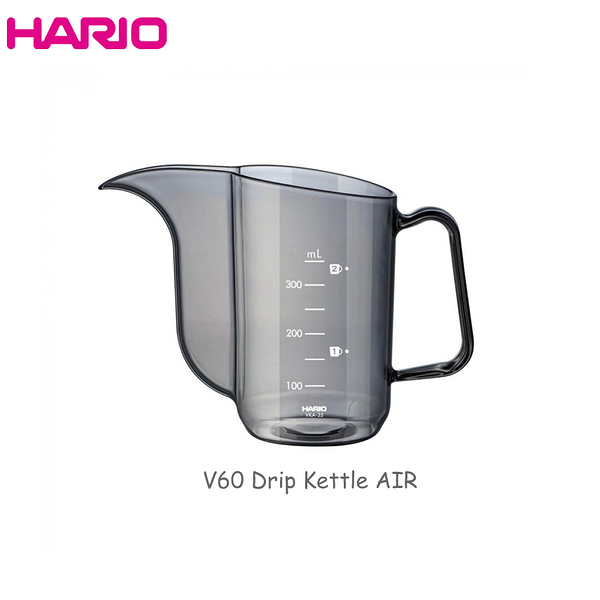 HARIO 嘴鳥輕量細口壺 350mL V60 Drip Kettle AIR VKA-35-TB