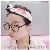 原創設計復古寬兔耳朵韓國發箍發帶   至簡元素