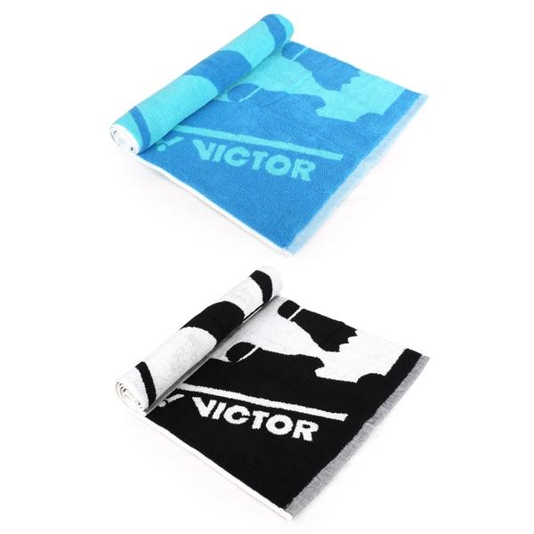 VICTOR 運動毛巾(一只入 海邊 浴巾 游泳 戲水 慢跑 路跑 勝利 免運 ≡排汗專家≡