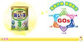 雪印金強子new成長奶粉900/罐*12+1罐\免運《宏泰健康生活網》+贈品隨機出2個玩具