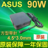 ASUS 90W 方型帶針 PU450CD PU451LD PU500CA PU550CA PU551LA PU551LD U500Vz UX51Vz X755Ja