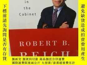 二手書博民逛書店羅伯特·里茲回憶錄罕見Locked in the Cabinet