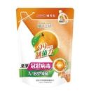橘子工坊天然濃縮洗衣精補充包 制菌配方1500ML