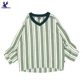 【春夏新品】American Bluedeer - 設計袖V領衣(特價) 春夏新款