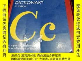 二手書博民逛書店Collins罕見Cobuild Advanced Learner's Dictionary柯林斯高階英語學習辭典