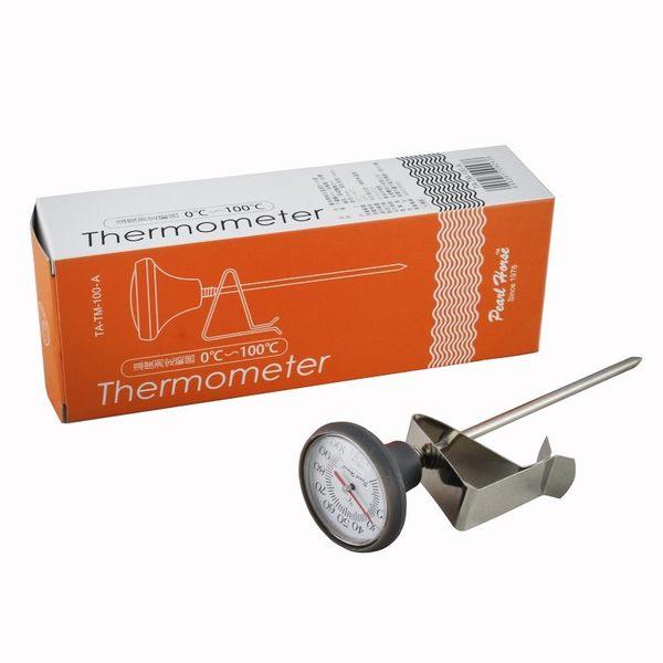 [ 家事達 ] 寶馬(TA-TM-100-A)兩用溫度計 特價