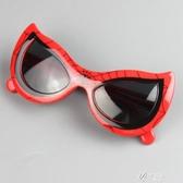 男童酷兒童偏光鏡2-10歲防紫外線女童太陽鏡卡通男小孩墨鏡 伊芙莎