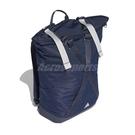 【六折特賣】adidas 後背包 Z.N.E. ID Backpack 藍 白 大容量 運動休閒 【ACS】 DT5083