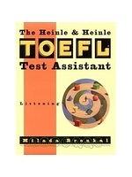 二手書博民逛書店 《Heinle & Heinle TOEFL Test Assistant: Listening》 R2Y ISBN:0838446973│Broukal