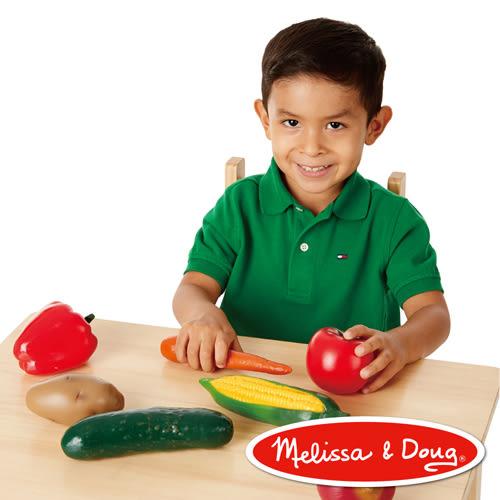 美國瑪莉莎 Melissa & Doug 玩食趣 - 健康蔬菜組