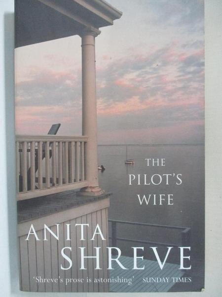 【書寶二手書T9/原文小說_IJU】Pilot s Wife B_Anita Shreve , Anita Shreve