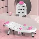 兒童洗頭椅 可折疊兒童洗頭躺椅神器寶寶洗發床嬰兒家用男女小孩大號洗頭【快速出貨超夯八折】