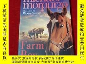 二手書博民逛書店Farm罕見Boy:The sequel to War Horse 32開Y233841