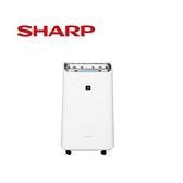 【南紡購物中心】SHARP夏普 10.5L空氣清淨除濕機 DW-L10FT-W