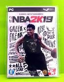 (缺)(實體版)電腦版 PC 美國職業籃球 NBA 2K19 亞版中文版 一般版