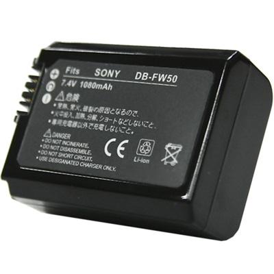 Kamera Sony NP-FW50 高品質鋰電池 A33 A35 A37 A55 A3000 A5000 A5100 A6000 A6500 A6300 A5000L A5100L 保固1年
