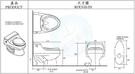 【麗室衛浴】美國 KOHLER馬桶零件總覽目錄 零件圖
