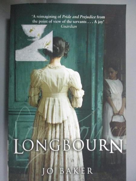 【書寶二手書T4/原文小說_NOD】Longbourn_Jo Baker
