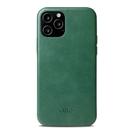 Alto iPhone 12 / 12 Pro 通用款 真皮手機殼背蓋 6.1吋 Original 360 - 森林綠【可加購客製雷雕】皮革保護套