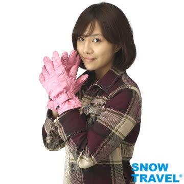 【SNOW TRAVEL】AR-36 // 3M 100%防水保暖手套 (L號/3件組)