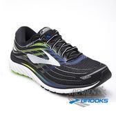 布魯克斯 Brooks 男跑鞋 (黑綠) GLYCERIN 15 避震緩衝款跑鞋 1102581D647【 胖媛的店 】