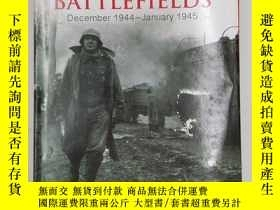 二手書博民逛書店The罕見Ardennes Battlefields: Dece
