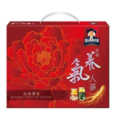 桂格養氣人蔘滋補禮盒-年節限定版【合迷雅好物超級商城】