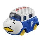 TOMICA Dream 三麗鷗家族 Part2 藍色貝克鴨 黃輪 確認版 TM17127 多美小汽車