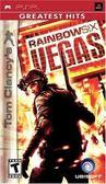 PSP Tom Clancy s Rainbow Six Vegas 虹彩六號:拉斯維加斯(美版代購)