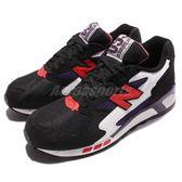 【六折特賣】New Balance 休閒慢跑鞋 660系列 黑 紫 紅 麂皮 皮革 男鞋 運動鞋【PUMP306】 ML660HRDD