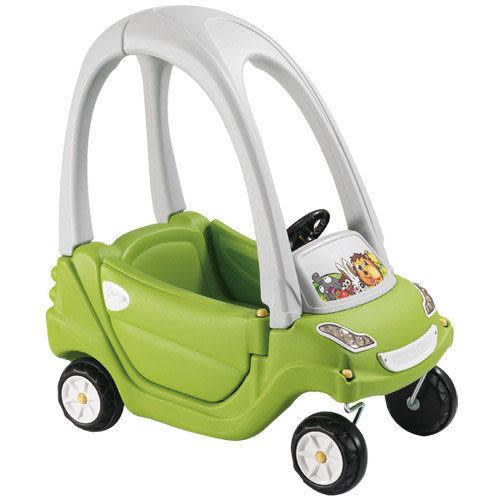 親親 嘟嘟車(簡配/綠) CA-12G【德芳保健藥妝】兒童學步車.滑步車.玩具車.碰碰車.助步車