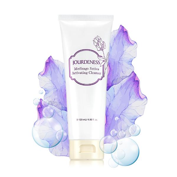 佐登妮絲 低效期 紫花苜蓿活妍潔膚乳120ml 2021.05.04皺皺保濕洗面乳洗顏霜 潔顏乳