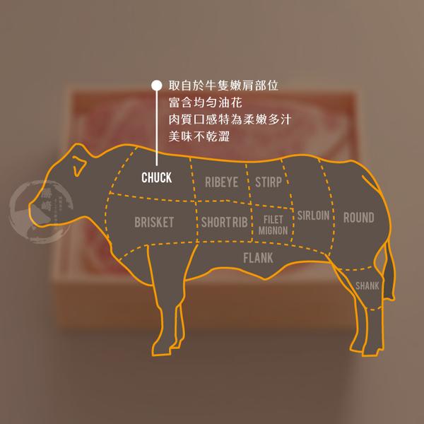 【銅板價】紐西蘭厚切特優雪花牛排1片組(250公克/1片)