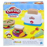 黏土 培樂多Play-Doh 創意DIY 廚房系列 創意土司 E0039