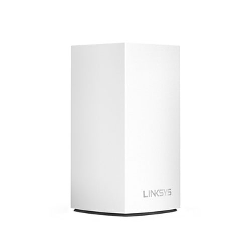 Linksys Velop AC1300 WiFi 雙頻 網狀路由器 WHW0101-AH 支援MU-MIMO技術 有線Gigabit乙太網路連接埠*2