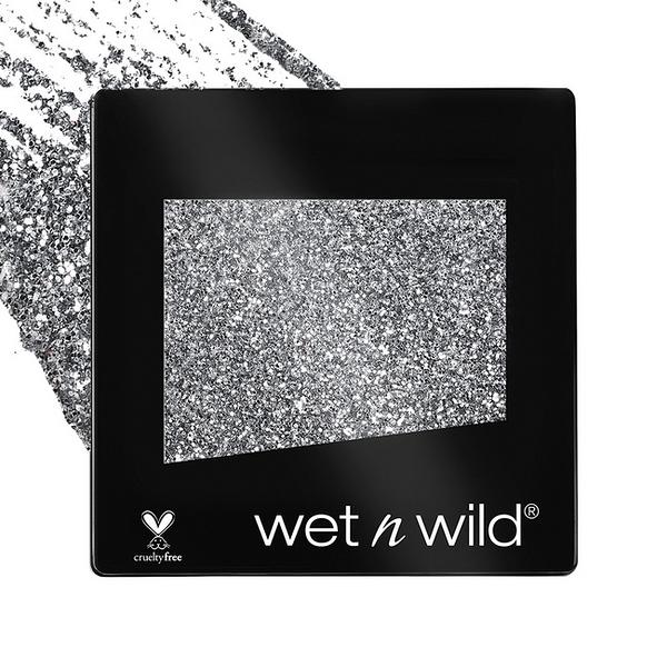 wet n wild 幻彩閃耀SOLO眼影-星鑽銀 1.4g