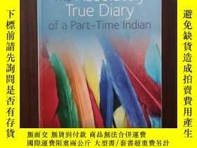 二手書博民逛書店The罕見Absolutely True Diary of a Part-Time Indian: Ab 10.
