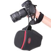 攝影包單眼相機內膽包賓得鏡頭套攝影三角軟包尼康D750佳能5D377D