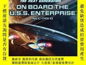二手書博民逛書店Star罕見Trek the Next Generation: