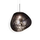 英國 Tom Dixon Melt Standard Suspension Lamp in Smoke 50cm 熔岩 前衛 吊燈 標準版 - 煙熏色款