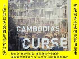 二手書博民逛書店Cambodia s罕見Curse: The Modern Hi