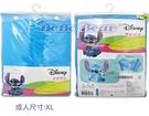 【雨眾不同】Disney 史迪奇雨衣 成人雨衣 尼龍 STITCH 藍