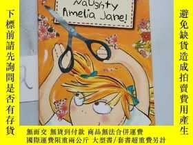 二手書博民逛書店Naughty罕見Amelia JaneY15335