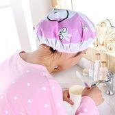 【可愛卡通防水浴帽LA517】NO135洗澡用品 洗澡頭套【八八八】e網購