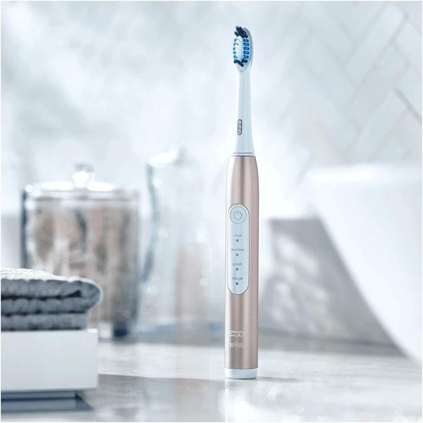 【現貨】百靈歐樂B音波電動牙刷刷頭八入(SR32-4, 4入X2組)(適用於S15/S26)