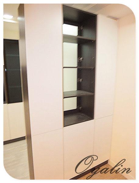 【歐雅系統家具】間隔鞋櫃